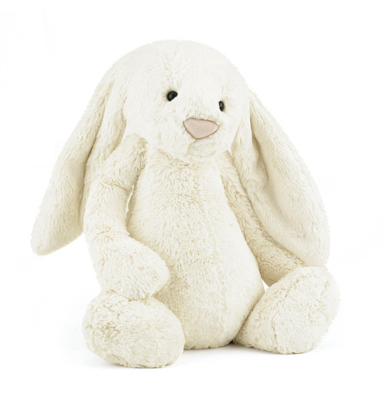 Jellycat Jellycat- Bashful bunny cream small
