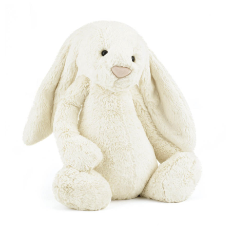 Jellycat Jellycat - bashful bunny large - cream