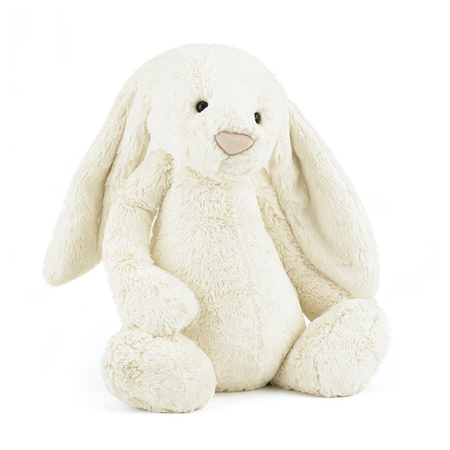 Jellycat Jellycat- Bashful Cream bunny huge
