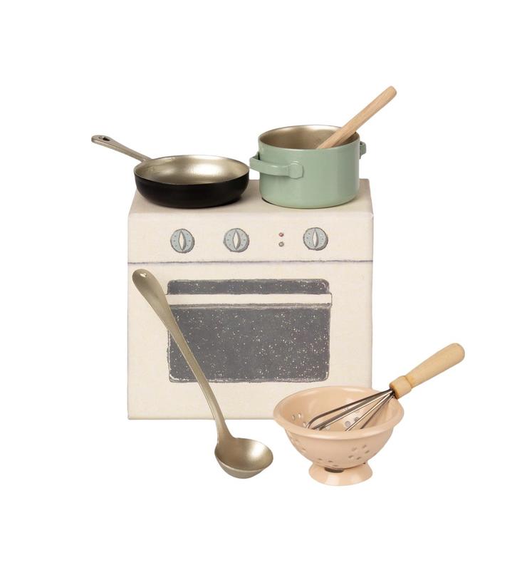 Maileg - Ensemble de cuisine