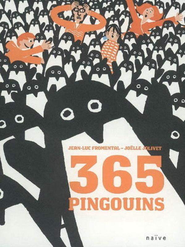 Livre - 365 pingouins