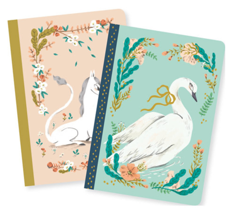 Djeco- Petits Carnets Lucille