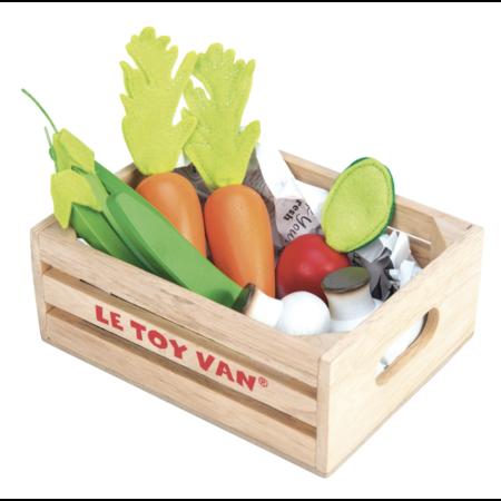 Le Toy van Toy Van- Légumes frais du marché