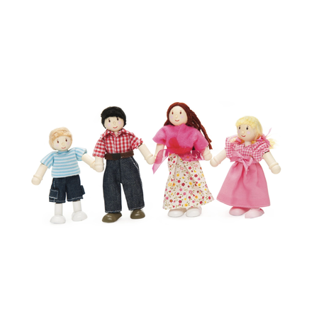 Le Toy van Toy Van- Ma famille