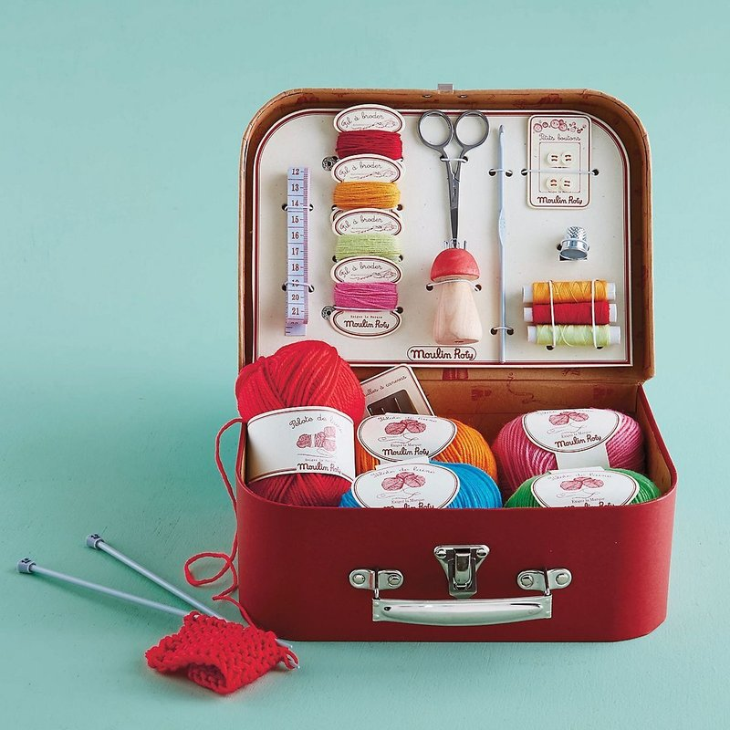 Moulin Roty Moulin Roty - Sewing case