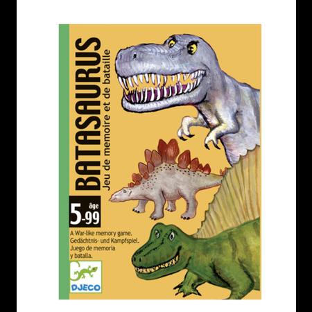 Djeco - Jeu de cartes batasaurus