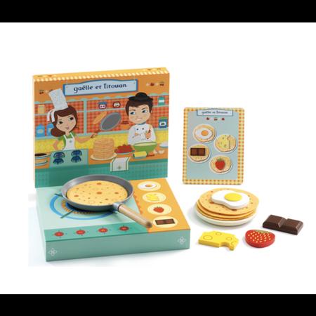 Djeco- Gaelle & Titouan / Pancakes