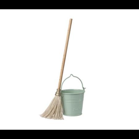 Maileg - Bucket & Mop