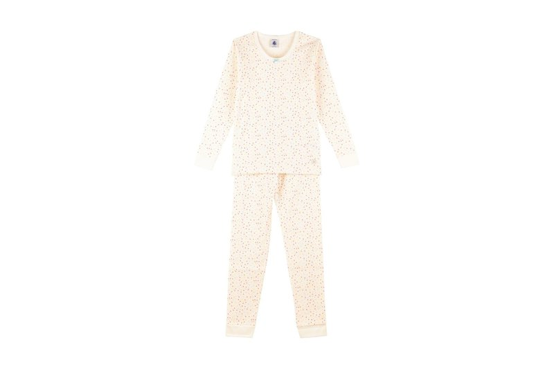 Petit bateau Petit Bateau - Snugfit Organic Cotton Pyjamas