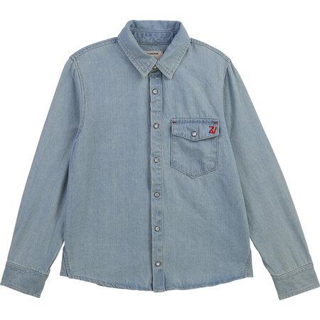Zadig & Voltaire Zadig & Voltaire - Denim shirt