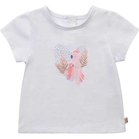 Carrement Beau Carrement Beau - SS Parrot Tee