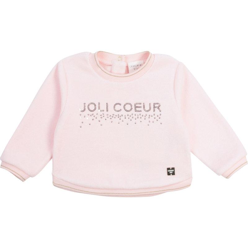 Carrement Beau Carrement Beau - Jolie Coeur Terry sweatshirt