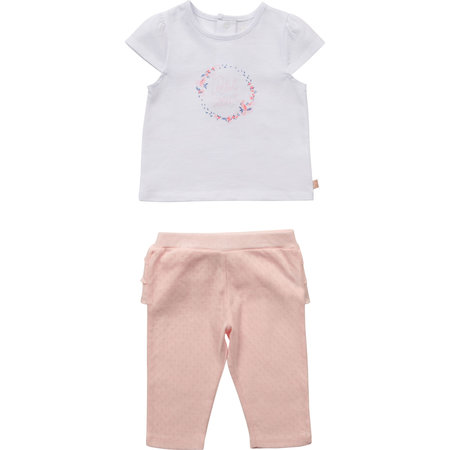 Carrement Beau Carrement Beau - Tee and legging set