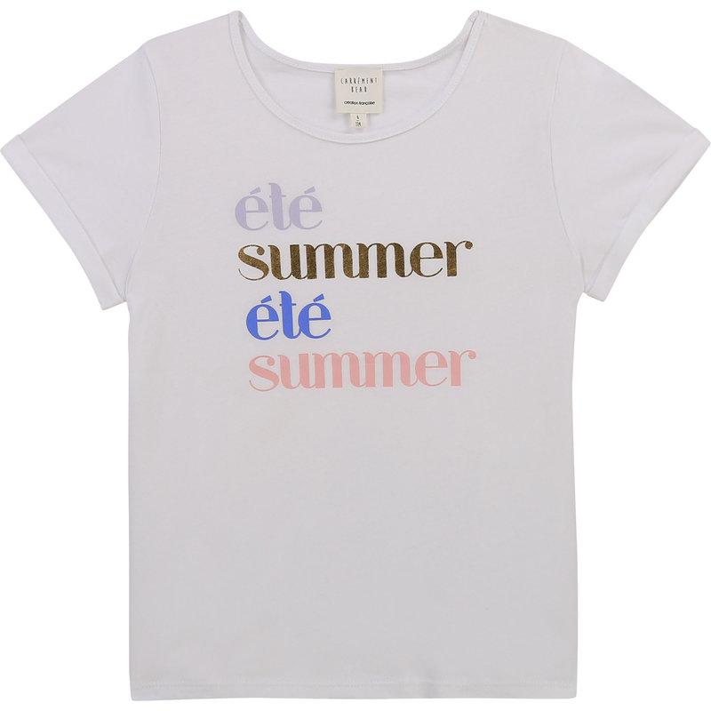 Carrement Beau Carrement Beau - SS Tee Ete summer