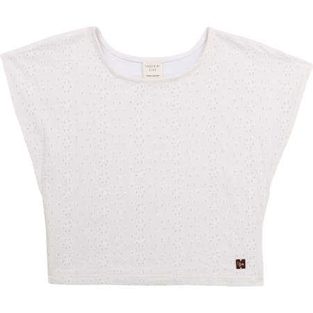 Carrement Beau Carrement Beau - SS Tee French embroidery
