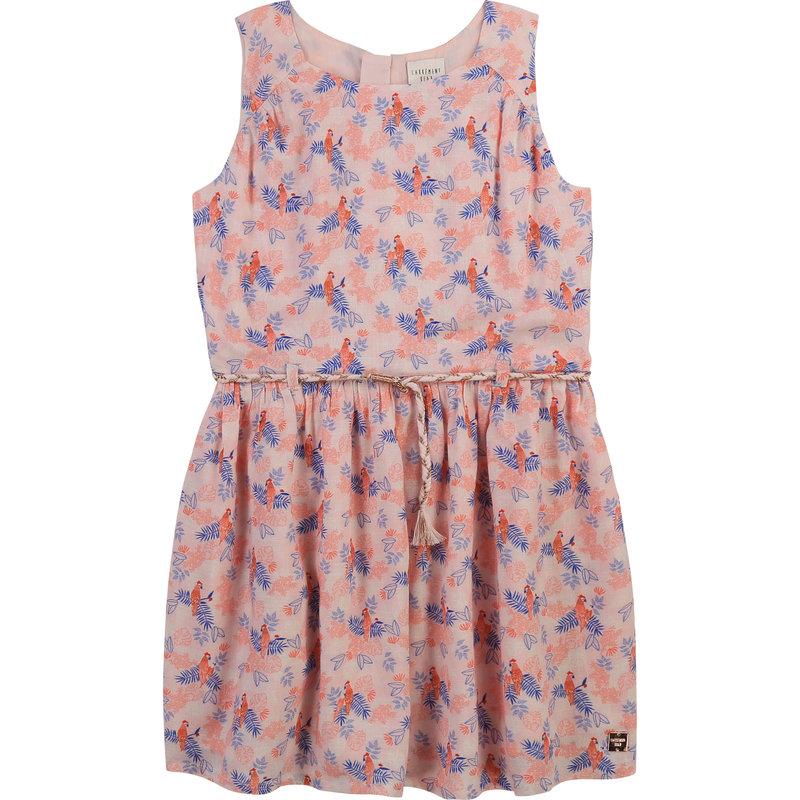 Carrement Beau Carrement Beau - Tropical print dress