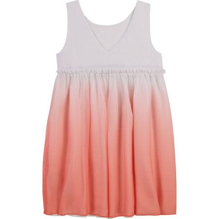 Carrement Beau Carrement Beau - Sleeveless Dip dye Dress