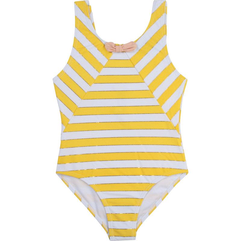 Carrement Beau Carrement Beau - Stripped Swimsuit