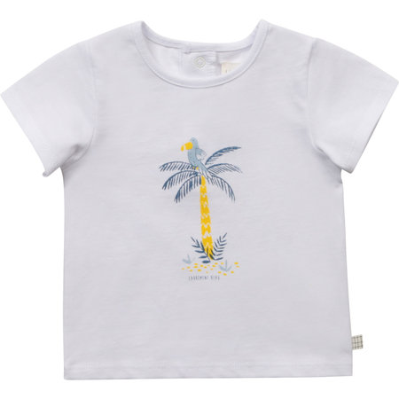 Carrement Beau Carrement Beau - Palmtree and Toucan Tshirt
