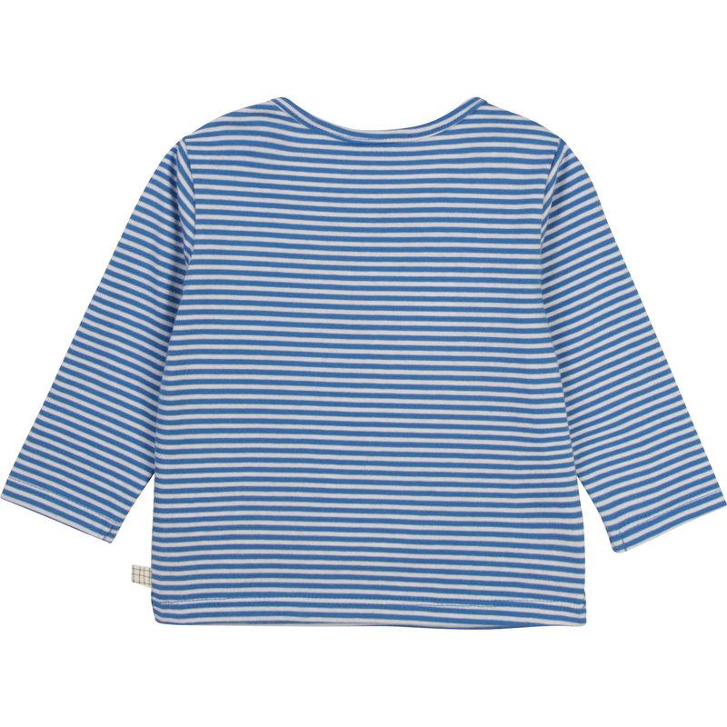 Carrement Beau Carrement Beau - Tshirt Rayé Baleine