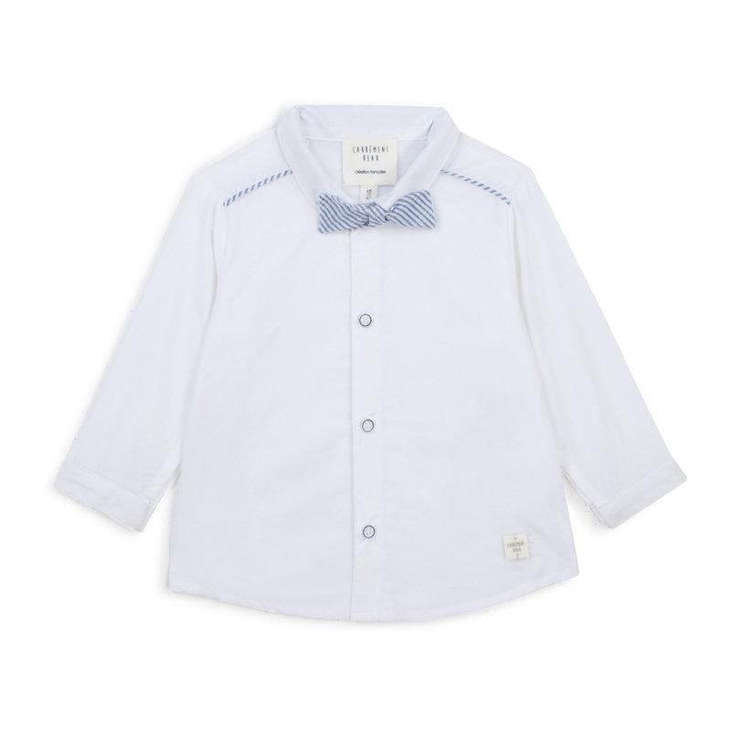 Carrement Beau Carrement Beau - Ens chemise + noeud papillon