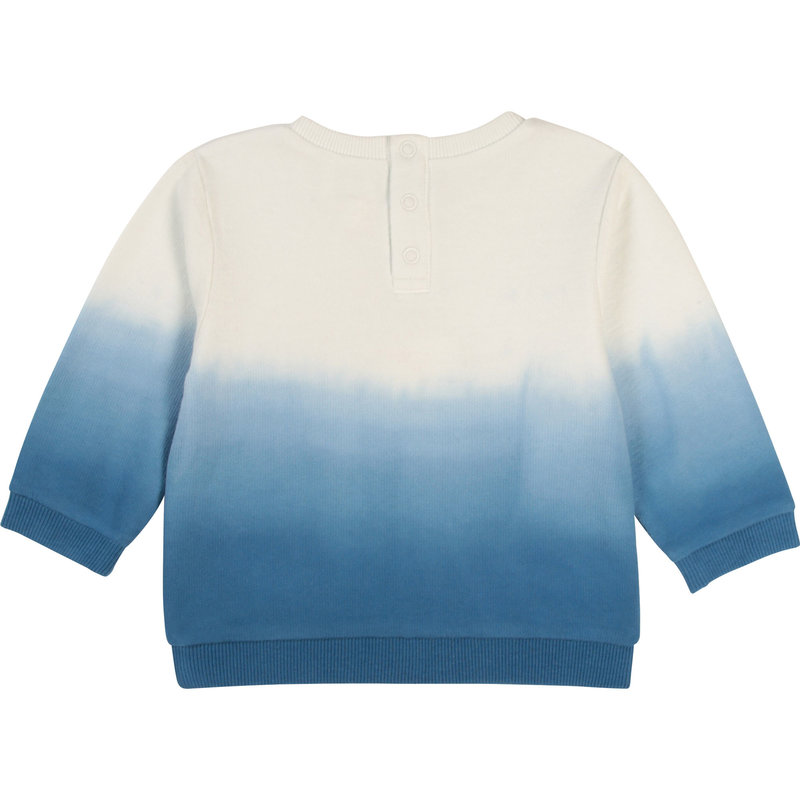 Carrement Beau Carrement Beau - Dip Dye Ocean d'amour Sweater
