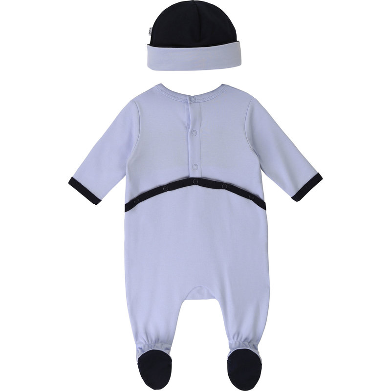 Hugo Boss Hugo Boss - Ens. Footie + Bonnet