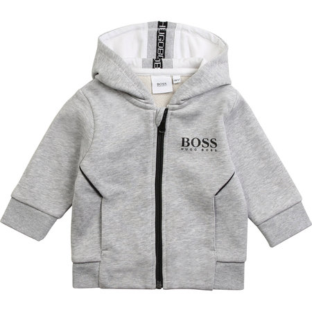 Hugo Boss Hugo Boss - Hooded Track Cardigan