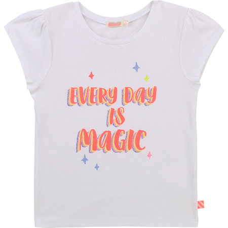 BIllieblush Billieblush - Tshirt Everyday is magic