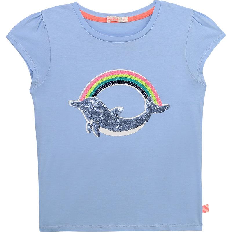 BIllieblush Billieblush - Tshirt Dolphin