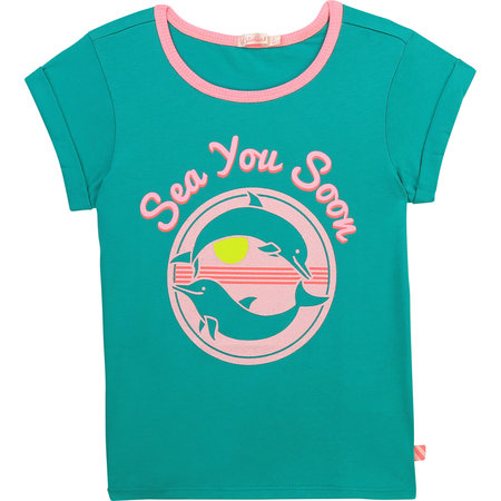 BIllieblush Billieblush - Tshirt Sea you soon