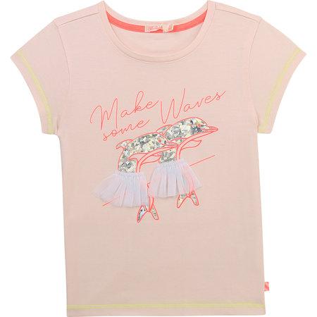 BIllieblush Billieblush - Dolphin Tshirt