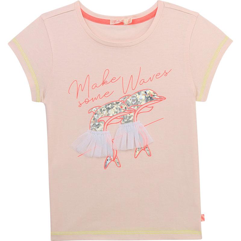 BIllieblush Billieblush - Tshirt Dauphin