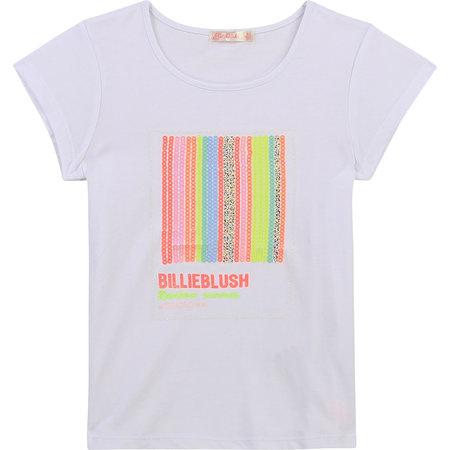 BIllieblush Billieblush - Tshirt Paillettes