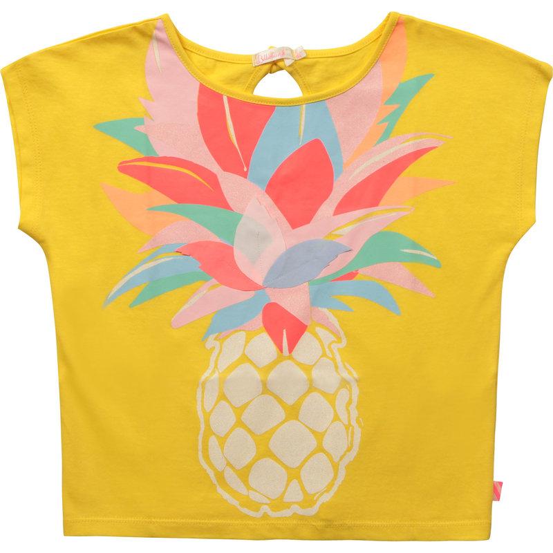 BIllieblush Billieblush - Tshirt Pinapple