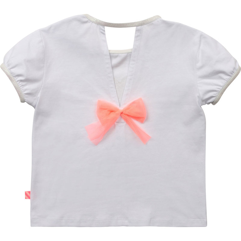 BIllieblush Billieblush - Tshirt Coeur