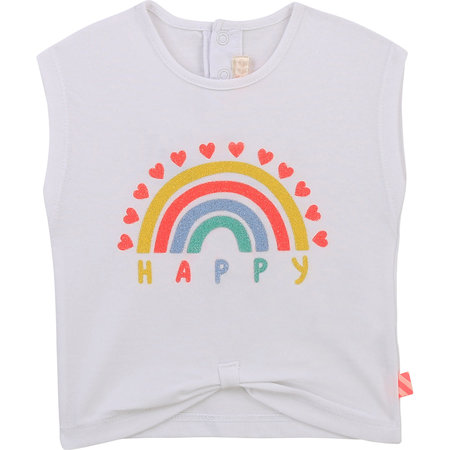 BIllieblush Billieblush - Tshirt Happy