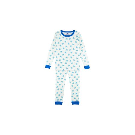 Petit bateau Petit Bateau - Unisex Snugfit Cotton Pyjamas