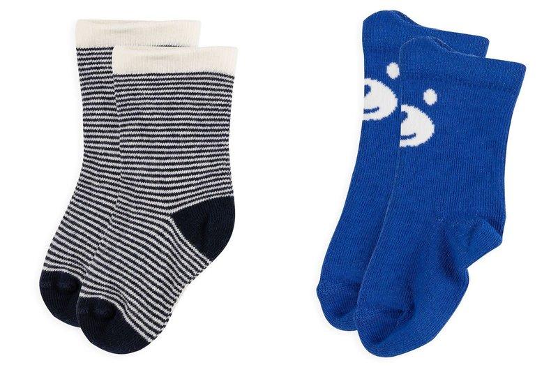 Petit bateau Petit Bateau - 2 paires chaussettes