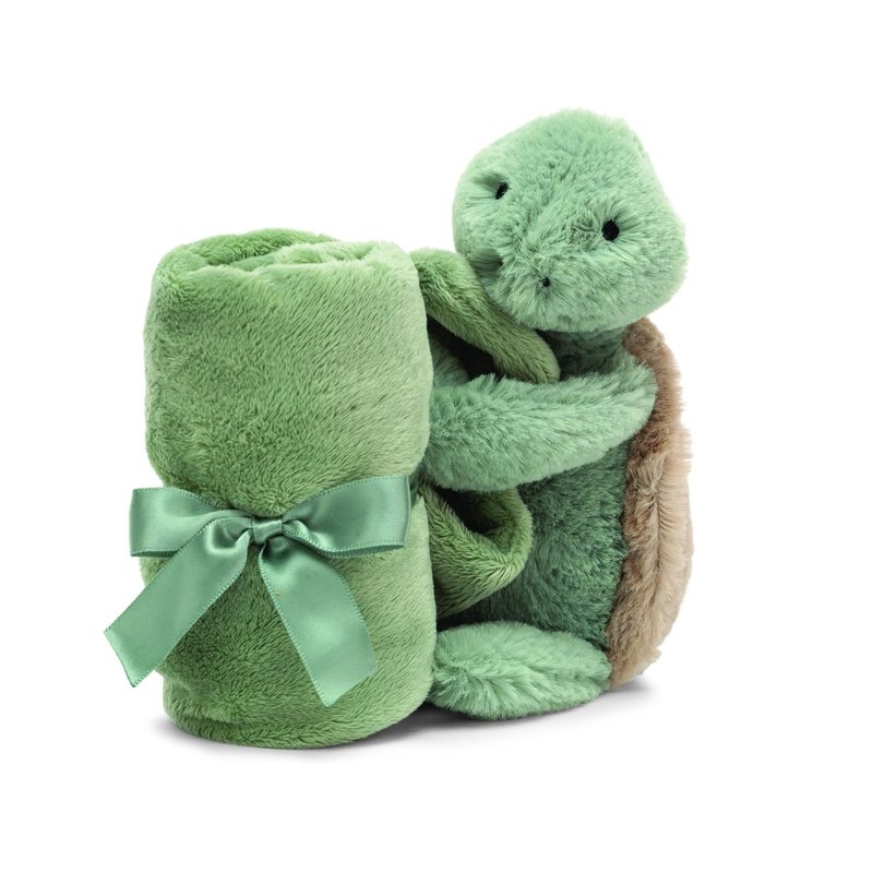Jellycat Jellycat - Bshful turtle soother