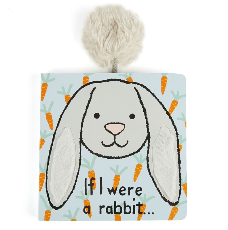 Jellycat jellycat- if i were a rabbit