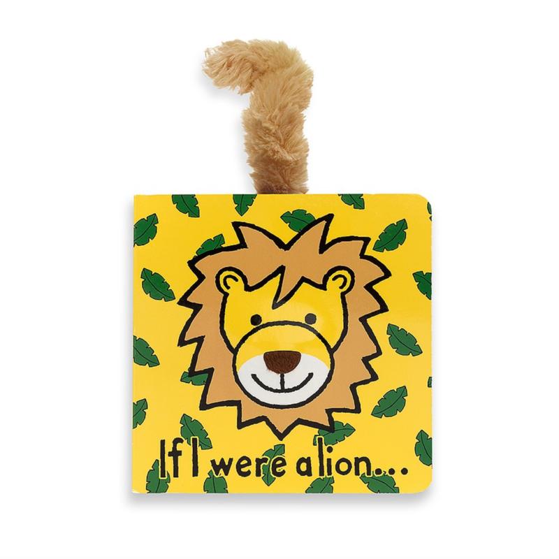 Jellycat Jellycat - if i were a lion