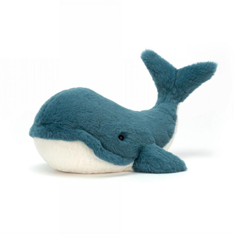 Jellycat Jellycat- Wally Whale Large