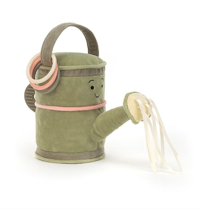 Jellycat Jellycat - Whimsy Garden Watering Can