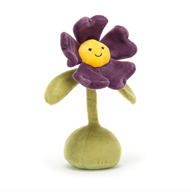 Jellycat Jellycat - Flowerlette Pansy