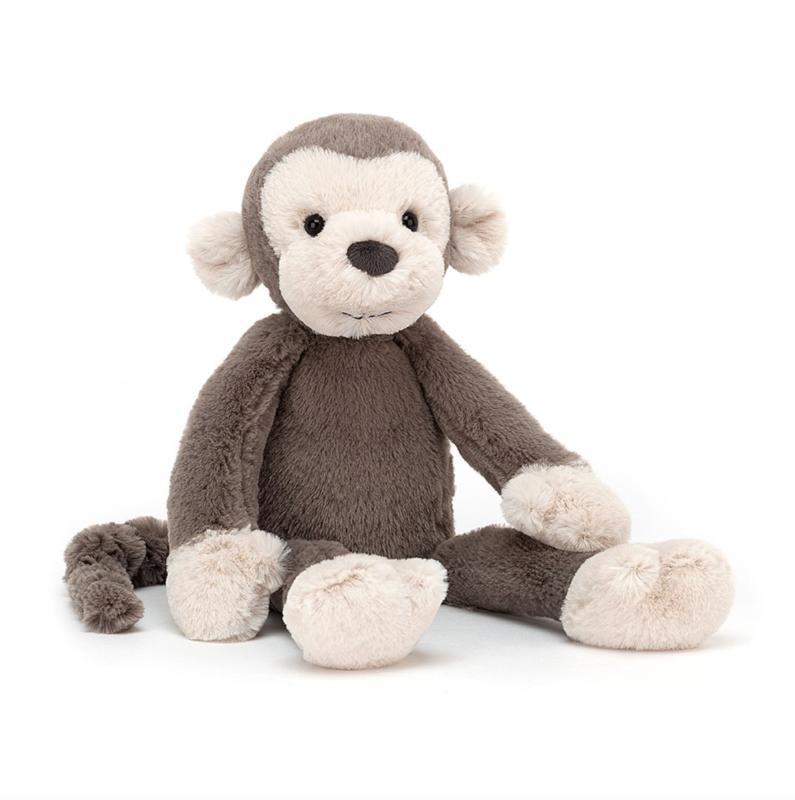 Jellycat Jellycat - Brodie Monkey Small