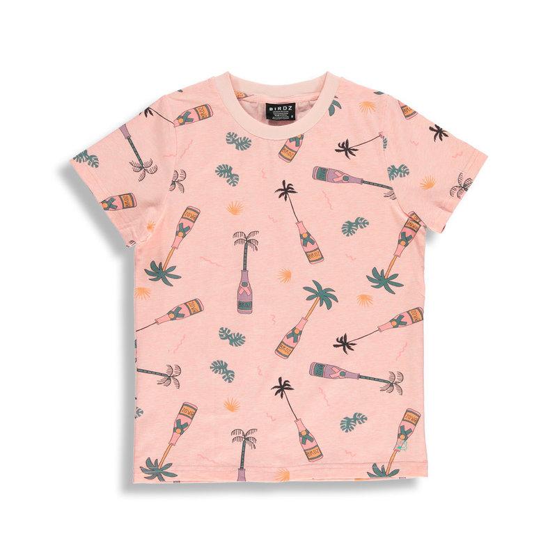 Birdz Birdz - Tshirt Champagne