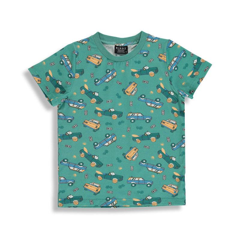 Birdz Birdz - Tshirt Surf Ride