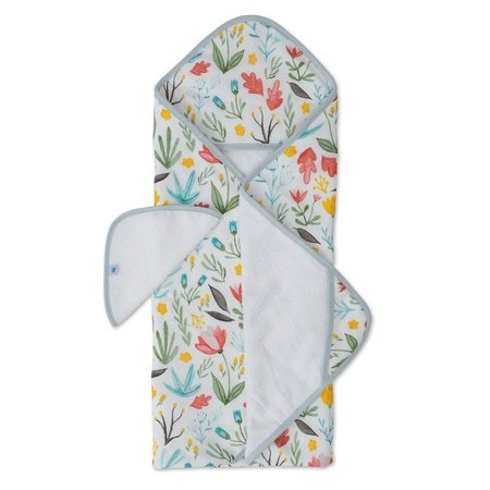 Little Unicorn Little Unicorn - Hooded Towel & Washcloth Set