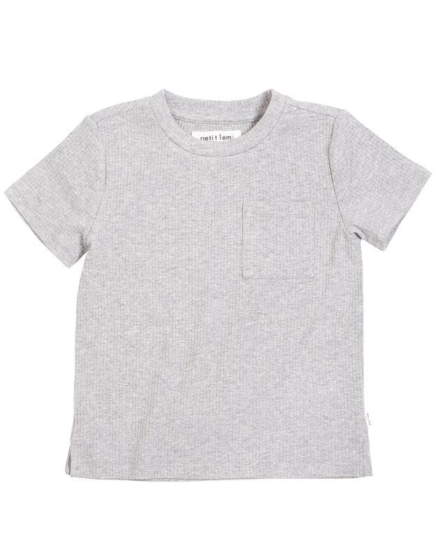 Petit lem Petit Lem - Tshirt Unisexe Tricot